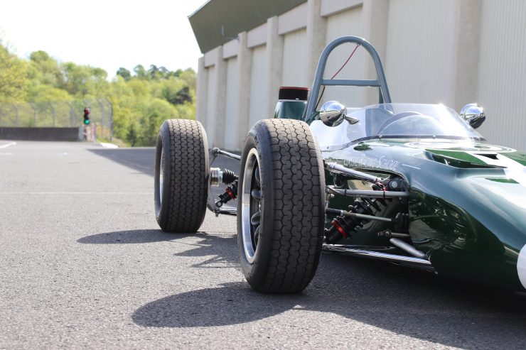 Crosslé 90F Car 3 740x493 - The Crosslé 90F Open Wheeled Racer