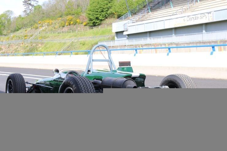 Crosslé 90F Car 5 740x493 - The Crosslé 90F Open Wheeled Racer
