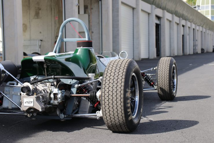 Crosslé 90F Car 6 740x493 - The Crosslé 90F Open Wheeled Racer