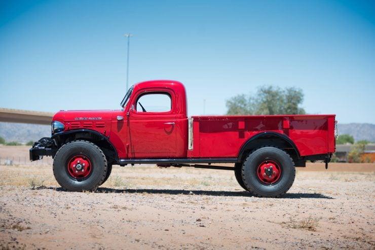 Dodge Power Wagon 4x4 1 740x493 - 1947 Dodge Power Wagon 4x4