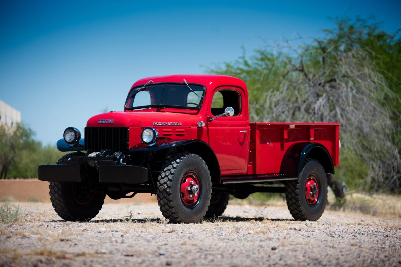 Dodge Power Wagon >> 1947 Dodge Power Wagon 4x4