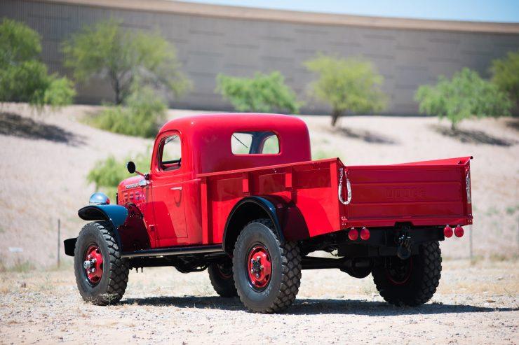 Dodge Power Wagon 4x4 2 740x493 - 1947 Dodge Power Wagon 4x4