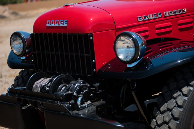 Dodge Power Wagon 4x4 3 740x493 - 1947 Dodge Power Wagon 4x4