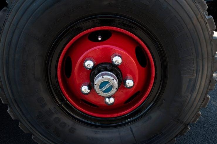 Dodge Power Wagon 4x4 4 740x493 - 1947 Dodge Power Wagon 4x4