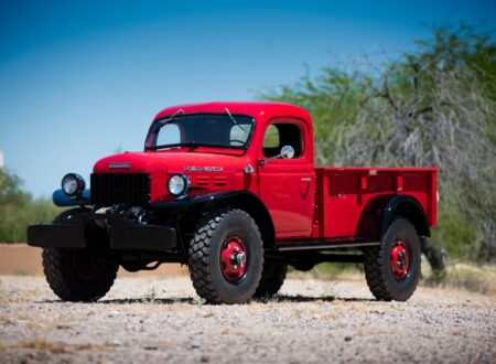 Dodge Power Wagon 4x4 450x330