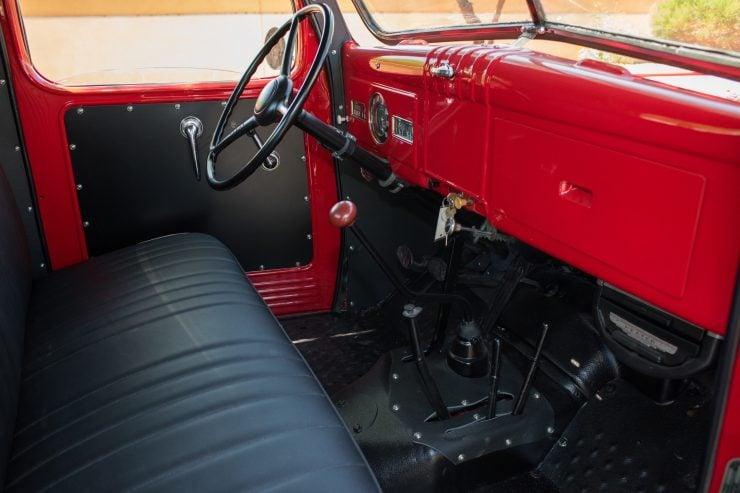 Dodge Power Wagon 4x4 6 740x493 - 1947 Dodge Power Wagon 4x4