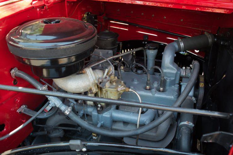 Dodge Power Wagon 4x4 7 740x493 - 1947 Dodge Power Wagon 4x4