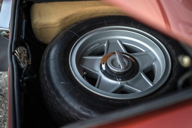 "Ferrari 365 GTB 4 Daytona 12 740x494 - 1971 Ferrari 365 GTB/4 Daytona ""Harrah Hot Rod"""