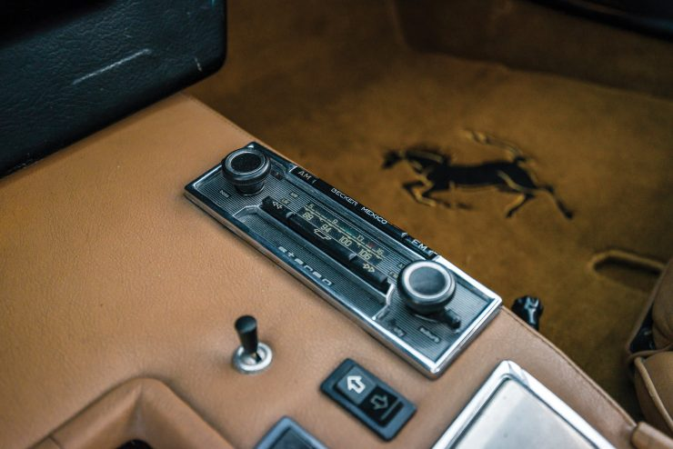 "Ferrari 365 GTB 4 Daytona 4 740x494 - 1971 Ferrari 365 GTB/4 Daytona ""Harrah Hot Rod"""
