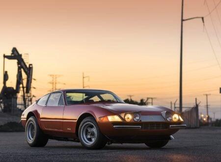 "Ferrari 365 GTB 4 Daytona 450x330 - 1971 Ferrari 365 GTB/4 Daytona ""Harrah Hot Rod"""