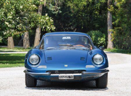 Ferrari Dino 206 GT 12 450x330 - 1969 Ferrari Dino 206 GT