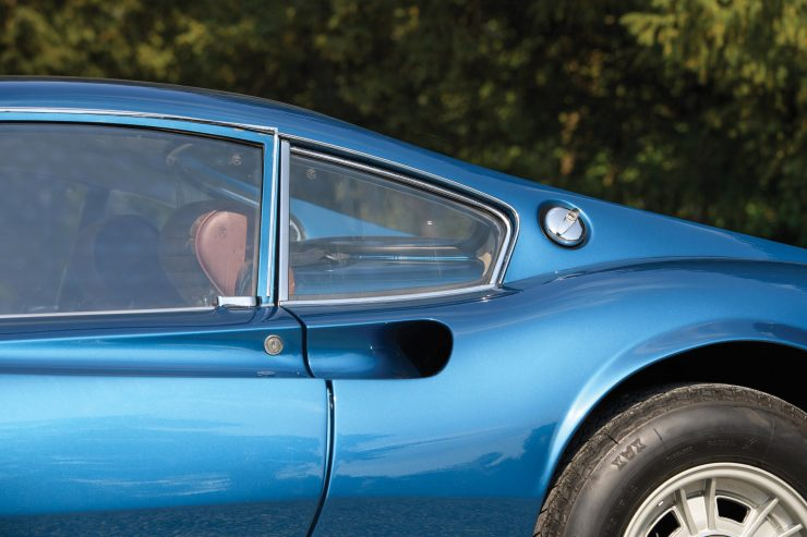 Ferrari Dino 206 GT 13 740x493 - 1969 Ferrari Dino 206 GT
