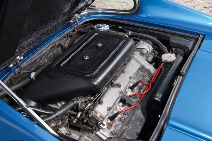Ferrari Dino 206 GT 18 740x493 - 1969 Ferrari Dino 206 GT