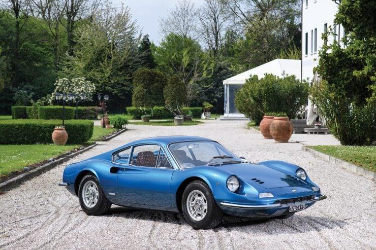 Ferrari Dino 206 GT 740x493 - 1969 Ferrari Dino 206 GT