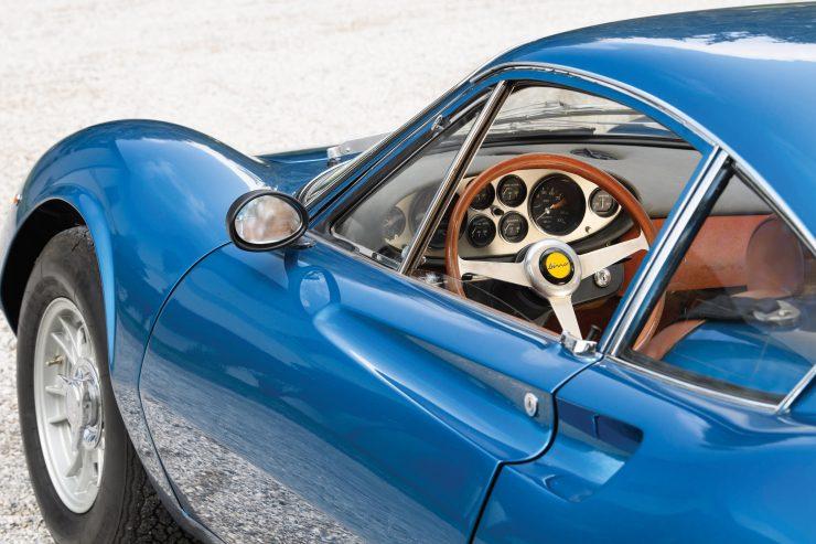 Ferrari Dino 206 GT 8 740x493 - 1969 Ferrari Dino 206 GT