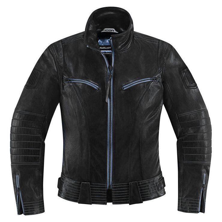 ICON 1000 Fairlady Jacket 3 740x740 - ICON 1000 Fairlady Jacket