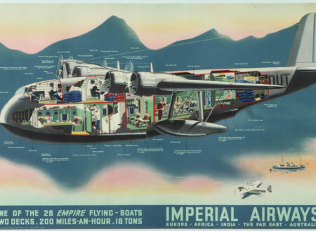 Imperial Airways Flying Boats 450x330 - Documentary: The Last African Flying Boat