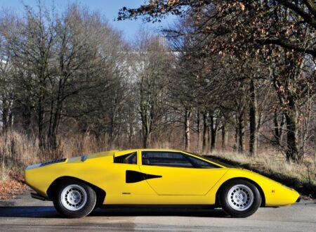 Lamborghini Countach LP400 9 450x330 - 1975 Lamborghini Countach LP400 Periscopio