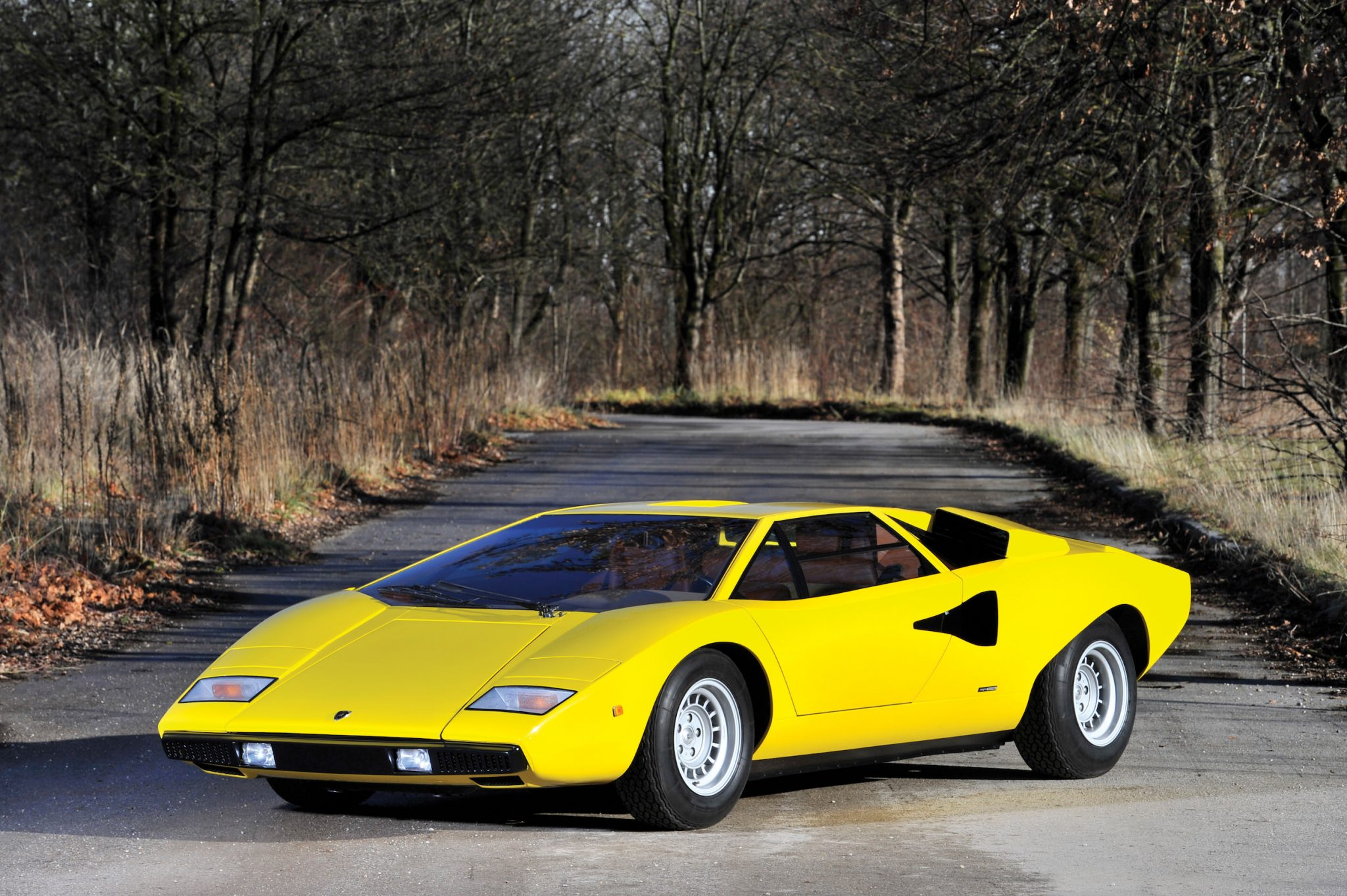 1975 Lamborghini Countach Lp400 Periscopio