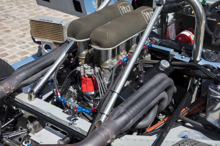 Lola T70 Racing Car 10 740x493 - 1966 Lola T70 MkII Spyder
