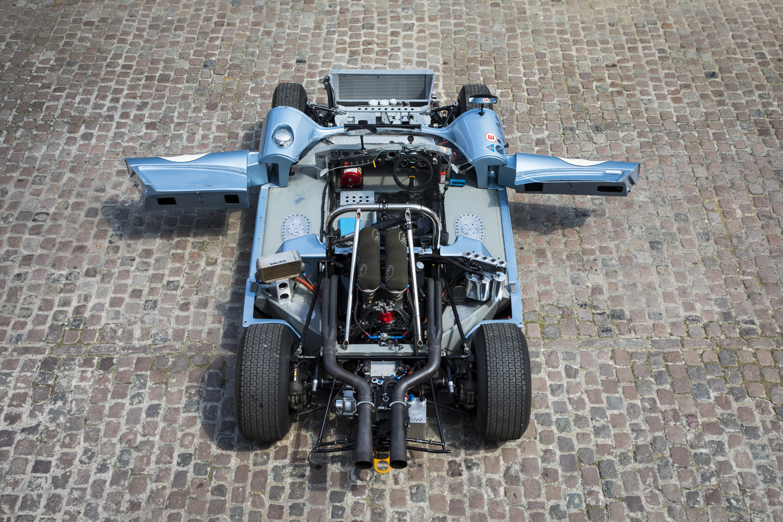 Lola T70 Racing Car 11 - 1966 Lola T70 MkII Spyder