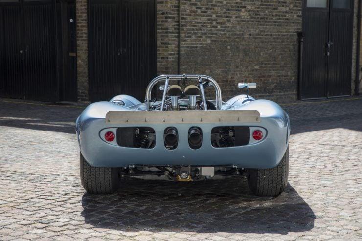 Lola T70 Racing Car 3 740x493 - 1966 Lola T70 MkII Spyder