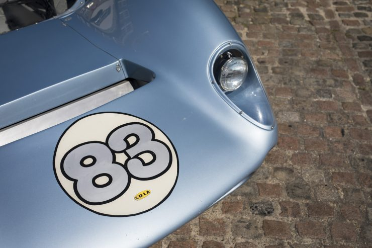 Lola T70 Racing Car 8 740x493 - 1966 Lola T70 MkII Spyder