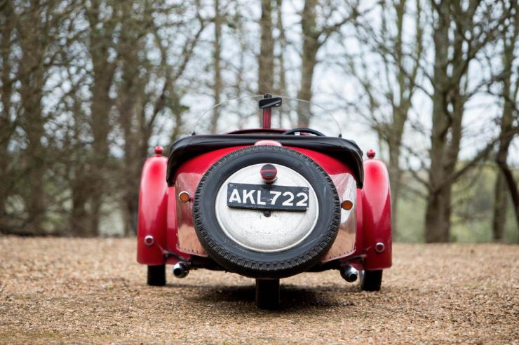 Morgan Super Sports Three Wheeler 4 740x492 - 1933 Morgan Super Sports Three-Wheeler