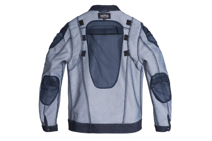 Pando Moto Capo Rider Armored Denim Jacket 1 740x493 - Pando Moto Capo Rider Armored Denim Jacket