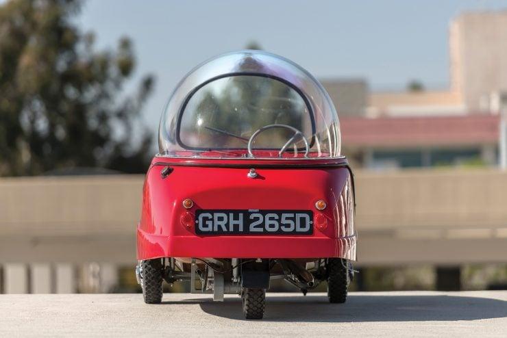 Peel Trident 5 740x494 - 1965 Peel Trident