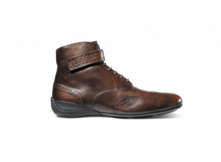 Piloti Campione Driving Boots 450x330 - Piloti Campione Driving Boots - Tan Leather