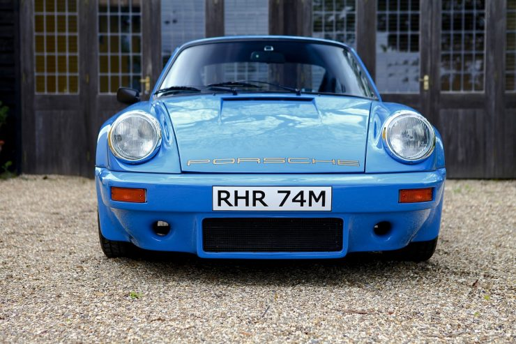 Porsche Carrera 3.0 RS 2 740x493 - 1974 Porsche Carrera 3.0 RS - Ex-Lord Mexborough