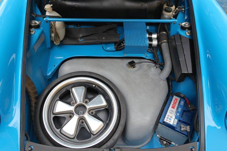 Porsche Carrera 3.0 RS 8 740x493 - 1974 Porsche Carrera 3.0 RS - Ex-Lord Mexborough