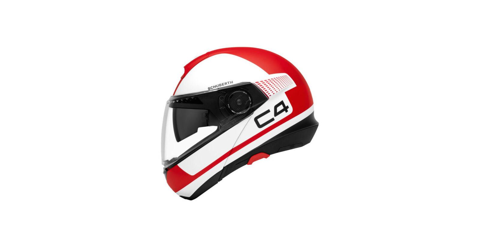 Schuberth C4 Legacy Helmet 1600x811 - Schuberth C4 Legacy Helmet