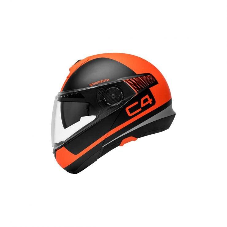 Schuberth C4 Legacy Helmet 2 740x740 - Schuberth C4 Legacy Helmet
