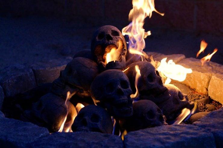 Skull Fire Logs 1 740x493