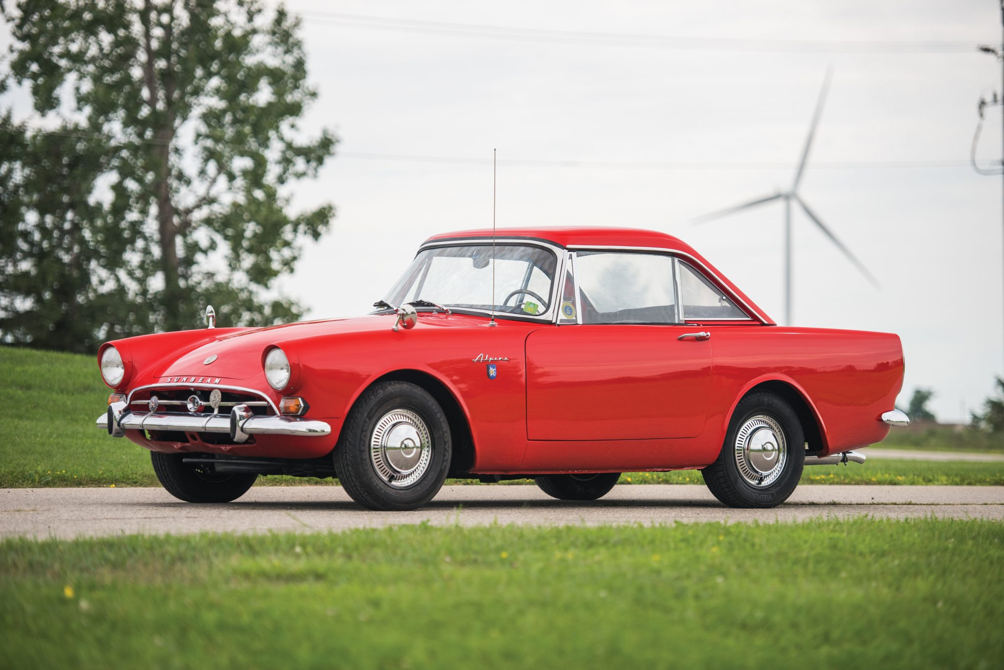 The Official Buying Guide - Sunbeam Alpine - Series I