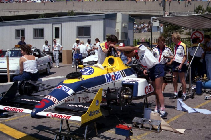 Toys For the Boys The 1988 Season with Williams Grand Prix 3 740x493 - Documentary: The 1988 Season with Williams F1