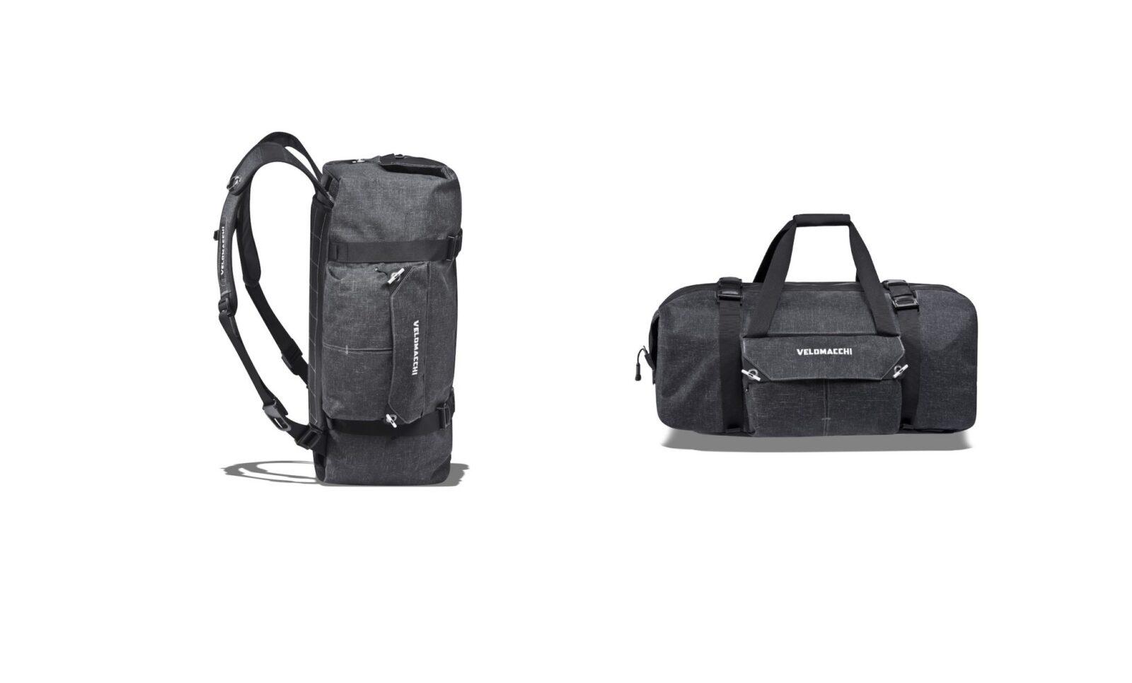Velomacchi Hybrid Duffel 1600x966 - Velomacchi Hybrid Duffel Bag