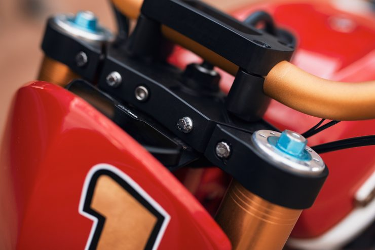 ducati scrambler tracker fuller moto 18 740x493 - Fuller Moto Ducati Pro Street Tracker