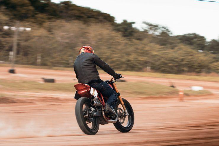 ducati scrambler tracker fuller moto 24 740x493 - Fuller Moto Ducati Pro Street Tracker