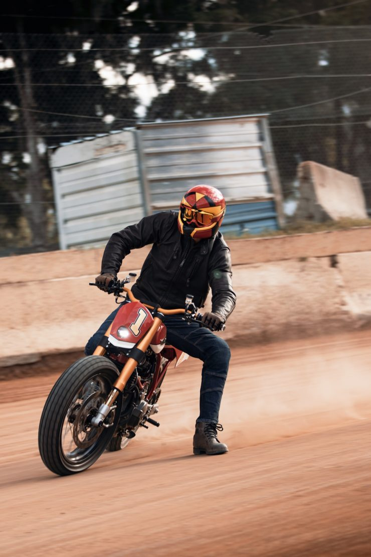 ducati scrambler tracker fuller moto 25 740x1110 - Fuller Moto Ducati Pro Street Tracker