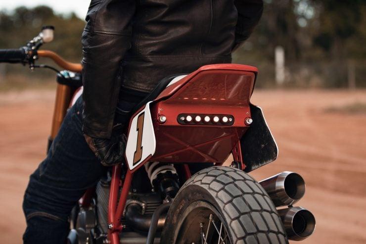 ducati scrambler tracker fuller moto 30 740x493 - Fuller Moto Ducati Pro Street Tracker