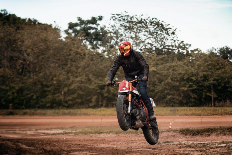 ducati scrambler tracker fuller moto 32 740x493 - Fuller Moto Ducati Pro Street Tracker
