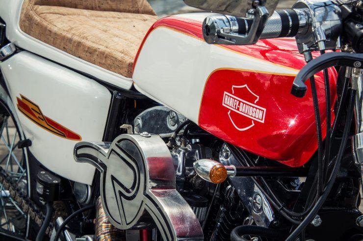 harley davidson ironhead sportster 10 740x493 - Redonda Motors Harley-Davidson Ironhead