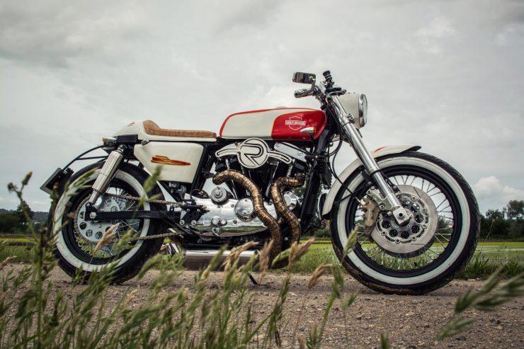 harley davidson ironhead sportster 11 740x493 - Redonda Motors Harley-Davidson Ironhead