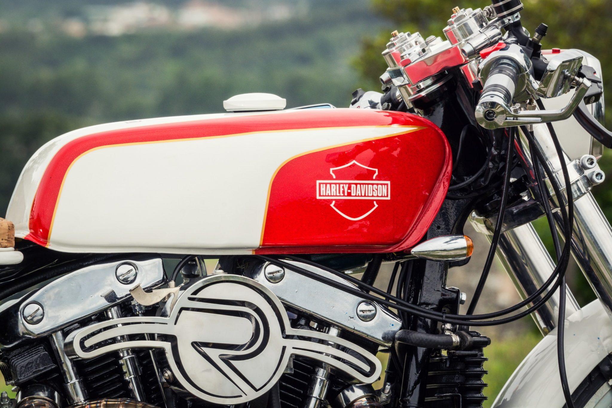 Redonda Motors Harley Davidson Ironhead