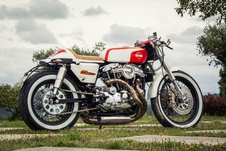 harley davidson ironhead sportster 16 740x493 - Redonda Motors Harley-Davidson Ironhead