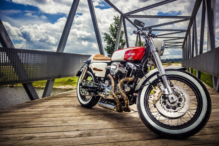 harley davidson ironhead sportster 21 740x493 - Redonda Motors Harley-Davidson Ironhead