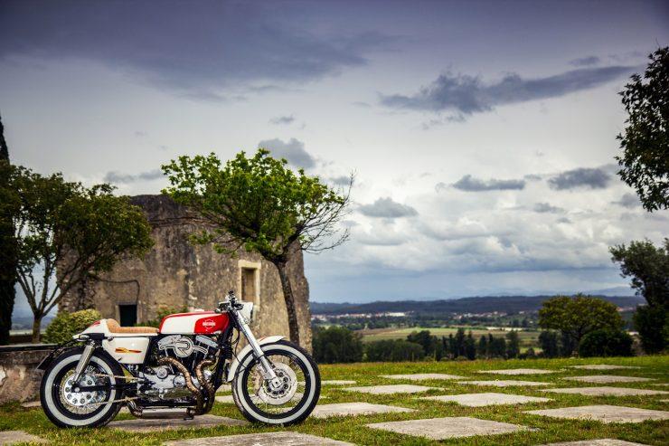 harley davidson ironhead sportster 23 740x493 - Redonda Motors Harley-Davidson Ironhead